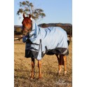 1200D Rainsheet Combo Waterproof Horse Rug Blue