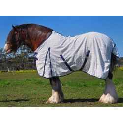 Heavy Horse Poly Cotton Std Horse Rug