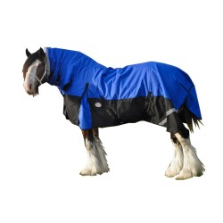 Heavy Horse 1200D Winter Combo Horse Rug Blue