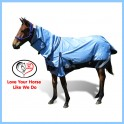 1200 Denier Rainsheet Waterproof Mini Combo Horse Rug