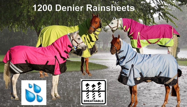1200 Denier Rainsheet