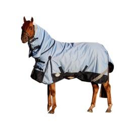 1200D Rainsheet Combo Waterproof Horse Rug Blue